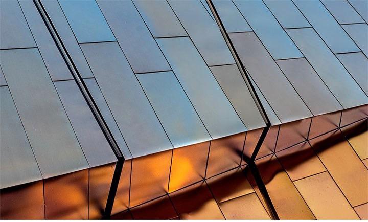 I moduli fotovoltaici sostituiranno gli elementi architettonici
